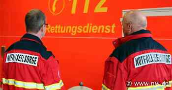 Tödliche Unfälle im Kreis Höxter: Erste Hilfe für die Seele - Neue Westfälische