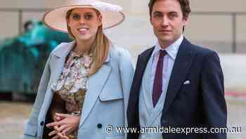 Princess Beatrice gives birth to girl - Armidale Express