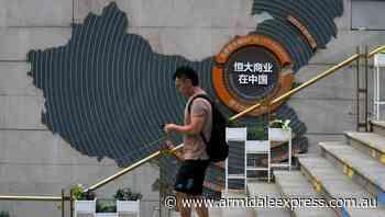 China Evergrande shares hit 11-year low - Armidale Express