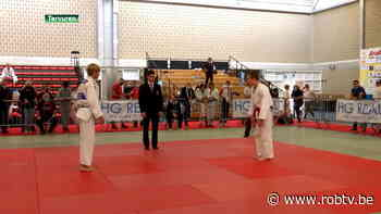 Judoclub Tervuren mag eindelijk nog eens internationaal toernooi organiseren - ROB-tv