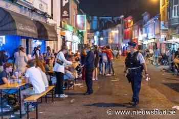 """Rellen in Overpoort niet zonder gevolg: amokmakers krijgen plaatsverbod, cafés houden """"cooldown"""""""