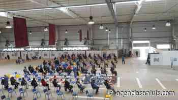 En Villa Mercedes citaron a 3.000 personas para completar el esquema de la vacuna AstraZeneca - Agencia de Noticias San Luis