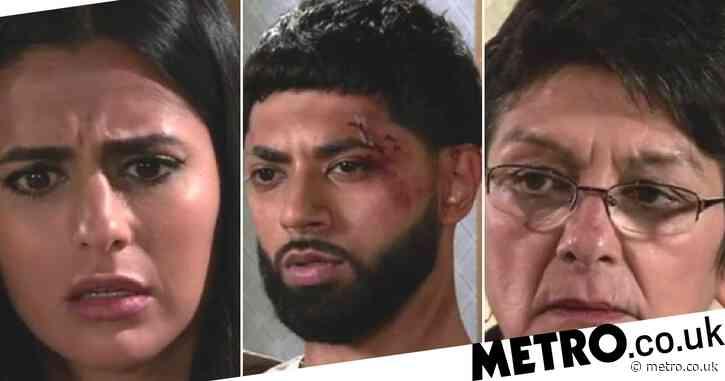 Coronation Street spoilers: Murder shock as Zeedan reveals father-in-law is trying to kill him