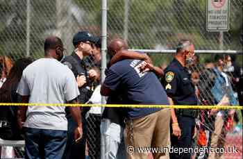 Virginia school shooting: Two teenagers shot at Heritage High School