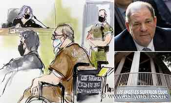 Harvey Weinstein pleads not guilty - again - to sexual assault charge in Los Angeles
