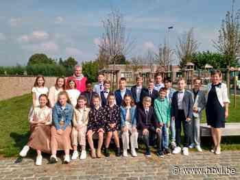 Bisschoppelijk-vicaris vormt 40 jongeren in Val-Meer (Riemst) - Het Belang van Limburg Mobile - Het Belang van Limburg