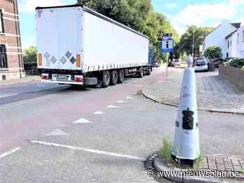 Rechter beslist: vrachtverkeer op Tongerseweg Maastricht ma... (Riemst) - Het Nieuwsblad