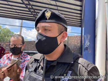 Hay temor, pero la responsabilidad del policía es el pueblo: nuevo director de seguridad - Express Zacatecas
