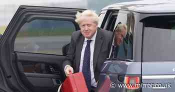 Boris Johnson refuses to rule out 10 years in power - beating Thatcher's record