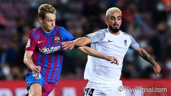 Barca struggle to late draw with Granada