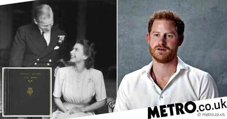 Harry impersonates the Queen in touching Philip documentary