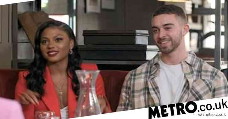 Married At First Sight UK's Alexis and Ant agree to leave as she blasts him for 'mugging her off'