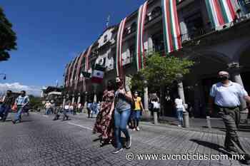 Más de 300 trabajadores fueron evacuados del Ayuntamiento de Xalapa en simulacro - AVC Noticias