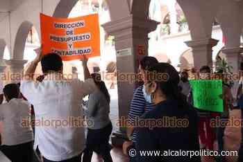 En lunes, con gente, Alcaldía de Xalapa tuvo su simulacro de sismo - alcalorpolitico
