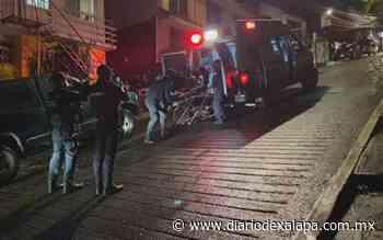 Niño cae de la azotea de su casa en colonia de Xalapa - Diario de Xalapa