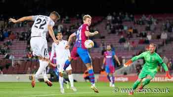 Barca need late goal to salvage Granada draw