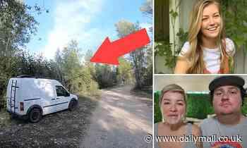 Florida travel blogger describes seeing Gabby Petito's van rewatching trip video: 'I got chills'
