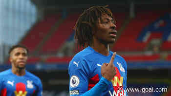 Eze can't wait for 'beautiful' Crystal Palace return after injury layoff