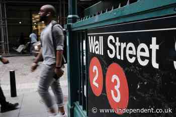 US markets suffer sharpest drop since mid-May in losses sparked by China refusal to bail out indebted property developer