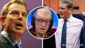 Sir Keir Starmer would be the best PM since Tony Blair, says columnist Polly Toynbee - LBC