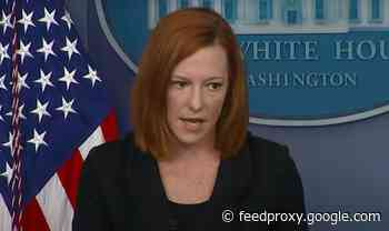 'Which countries?!' Jen Psaki refuses to accept Joe Biden has destroyed US 'credibility'
