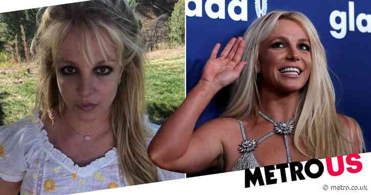 Britney Spears returns to Instagram: 'I couldn't stay away from the gram too long'