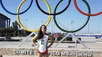 Debutará Italia Bernal en mundial de voleibol - El Vigia.net