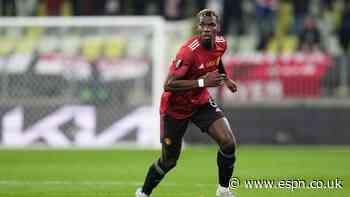 Transfer Talk: Barcelona, PSG to battle for Pogba,  Kessie in midfielder search