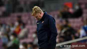 Barcelona boss Koeman refuses to be drawn on sack talk after struggling to 1-1 Granada draw