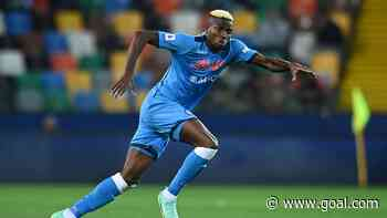 'Great team show' – Osimhen revels in Napoli's Serie A win at Udinese