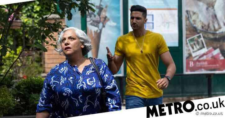 Hollyoaks spoilers: Misbah Maalik tells Shaq Qureshi his dad is dead