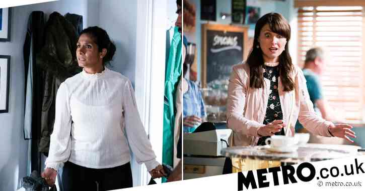 EastEnders spoilers: Honey Mitchell furiously confronts Suki Panesar over bullying
