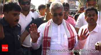 Troubled Bengal BJP unit gets new chief