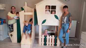 Nieuw speelhuis voor groepsopvang Villa Geistingen - Het Belang van Limburg