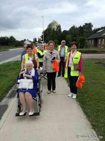 Samana Kinrooi op wandel - Het Belang van Limburg