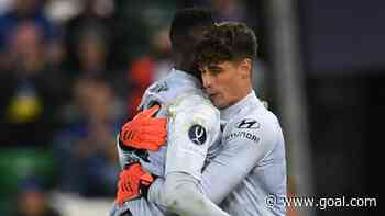 'We train together and support each other' – Kepa close with Mendy despite Chelsea rivalry
