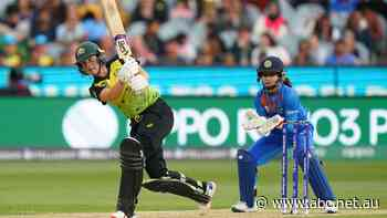 ODI live: Australia's women's side hits the pitch for the first time in five months with ODI vs India