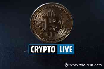 Cryptocurrency news live – Bitcoin tumbles below $44,000 as entire market cap drops more than 8percent in o... - The Sun