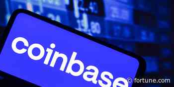 Coinbase scraps plans to launch crypto lending program after SEC pressure - Fortune