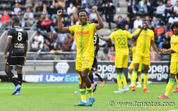 Charles Traoré - Une 100ème en L1 victorieuse - FC Nantes
