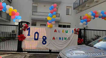 Nonna Annina festeggia 108 anni - LeggiNoci.it