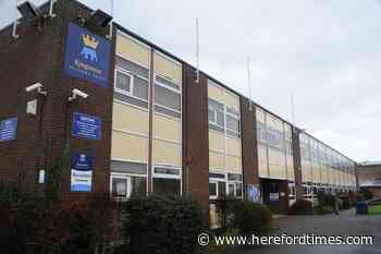 New rules at Herefordshire high school as students test positive for coronavirus - Hereford Times
