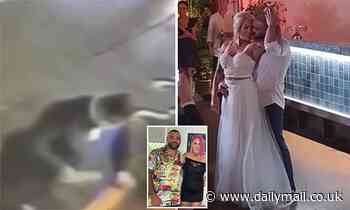 Couple catch wedding security guard stealing more than $1,000 worth of gifts at Brisbane venue