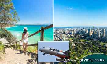 Jetstar launches epic flight sale for NSW and Victorian residents with tickets starting at $20