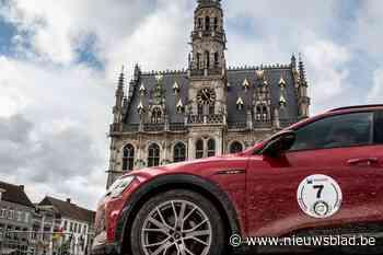 Green Tour met expo steunt hulpbehoevende kinderen in Vlaanderen
