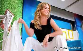 Andrea Legarreta ¡de las greñas! con Galilea Montijo en vivo - Show