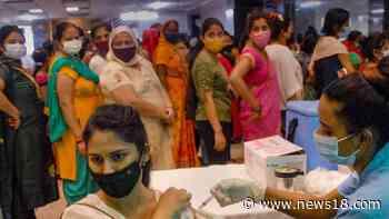 Coronavirus LIVE Updates: 64.8% of India's Eligible Population Received 1st Dose; SC Seeks Info on Door-To- - News18