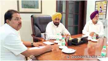 New Punjab CM Charanjit Singh Channi holds first cabinet meet, focuses on pro-poor initiatives