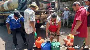 800 familias tienen una semana sin agua potable en Lolotique | Noticias de El Salvador - elsalvador.com