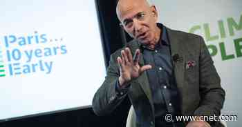 Jeff Bezos' climate fund pledges $1 billion to conservation efforts     - CNET
